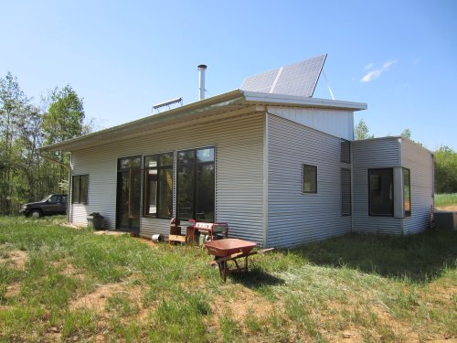 Prefab Homes Passive Solar House Kits Green Modern Kits