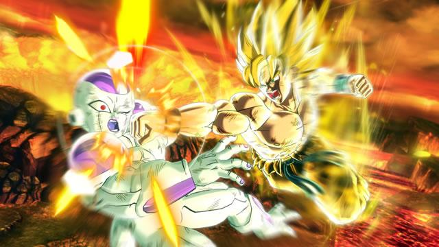 Dragon Ball Xenoverse HD Wallpaper