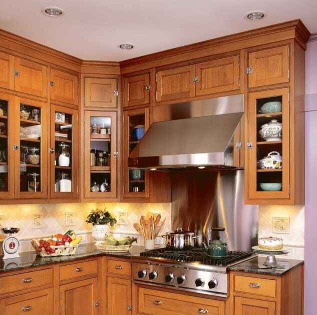 Kitchen Trends: Victorian Kitchen Cabinets