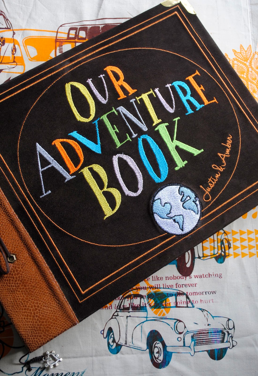 LittleSyam: Our Adventure Book - Justin & Amber