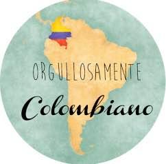 Orgullosamente Colombiana ♥