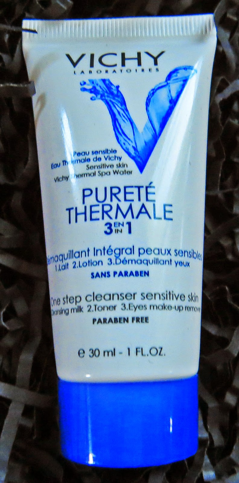 Vichy Purete Thermale 3-In-1 One Step Cleanser