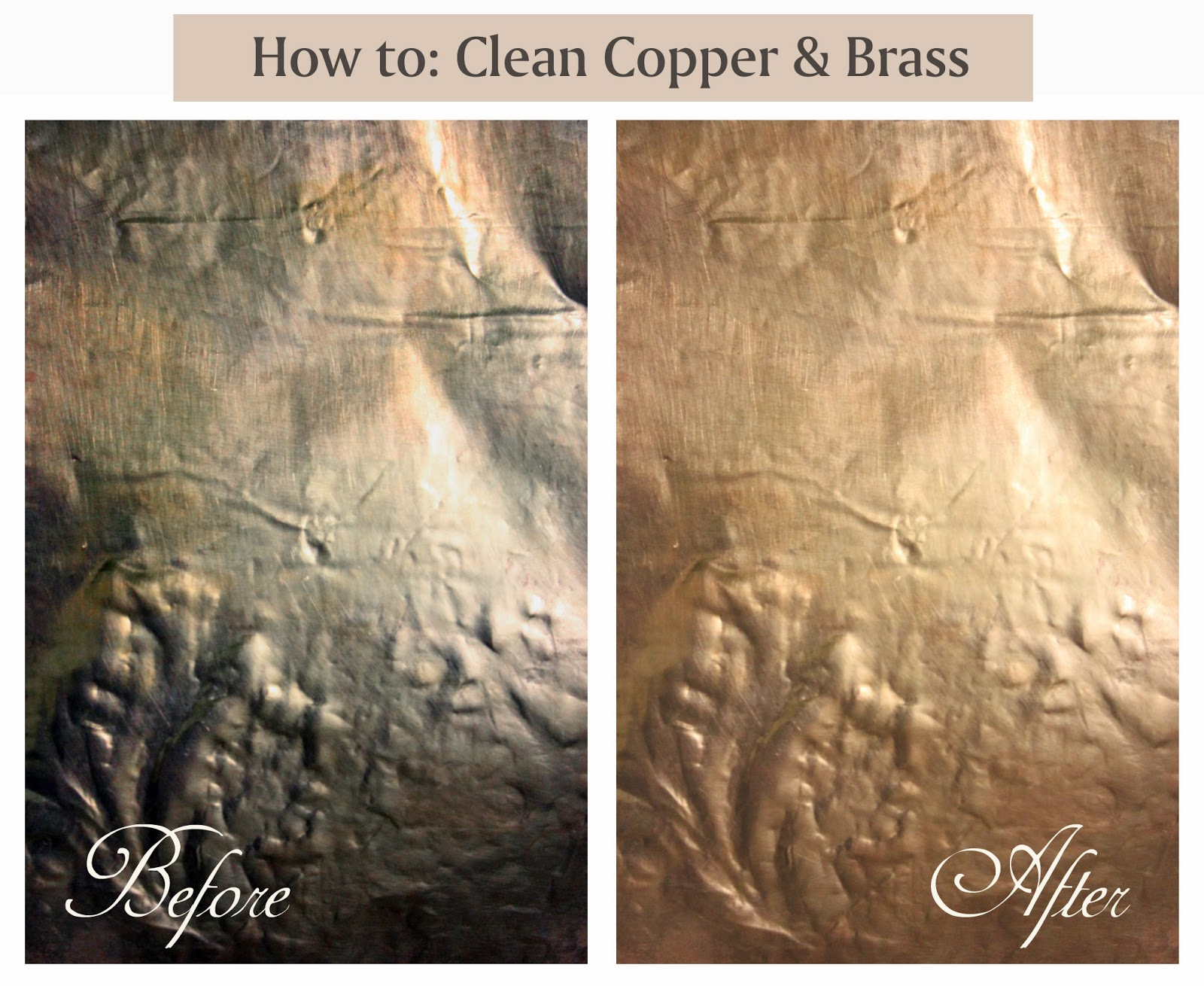 how to clean brass and copper sheets. Black Bedroom Furniture Sets. Home Design Ideas