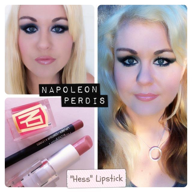 lipstick Napoleon goddess perdis devine