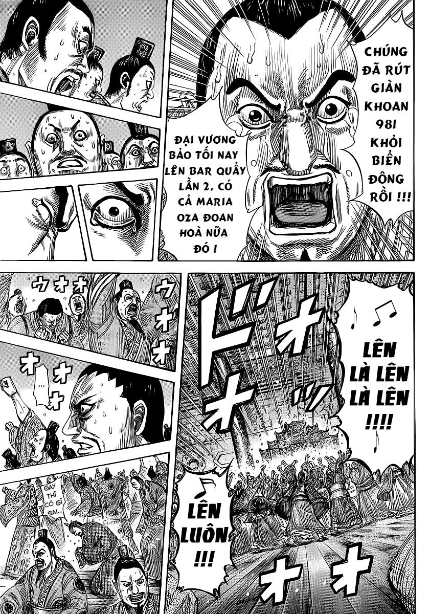 Kingdom – Vương Giả Thiên Hạ (Tổng Hợp) chap 352 page 21 - IZTruyenTranh.com
