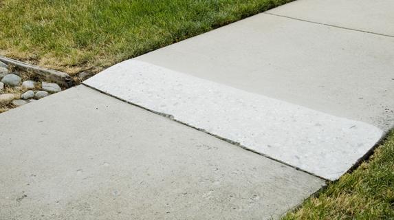 Concrete Sidewalk Grinding : Precision concrete cutting of northern california june