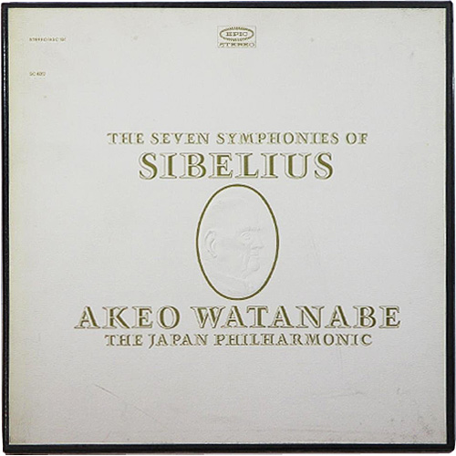 available at Amazon This baby – the first ever stereo recording of the Sib-Seven – never appeared on CD.