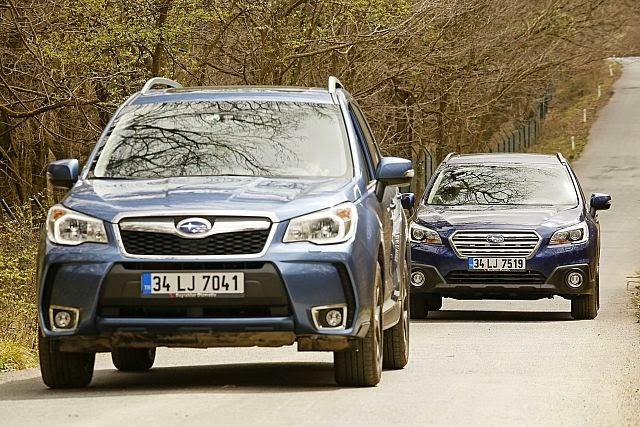 Subaru'nun uzmanlık alanları 4x4, SUV ve boksör motorlar..