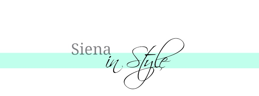 Siena in Style