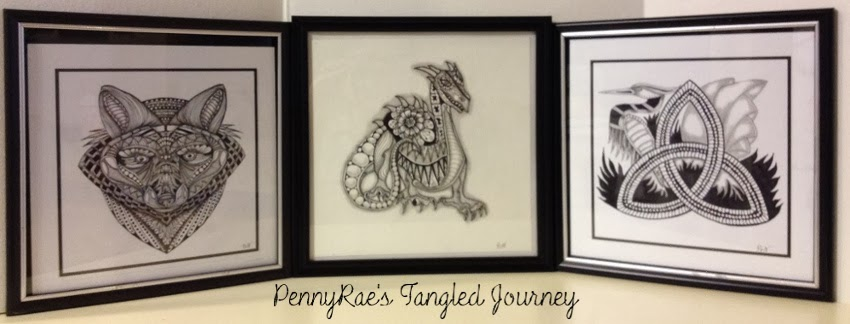 PennyRae's Tangled Journey