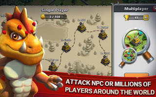 Download Raid of Dino v1.6 Apk