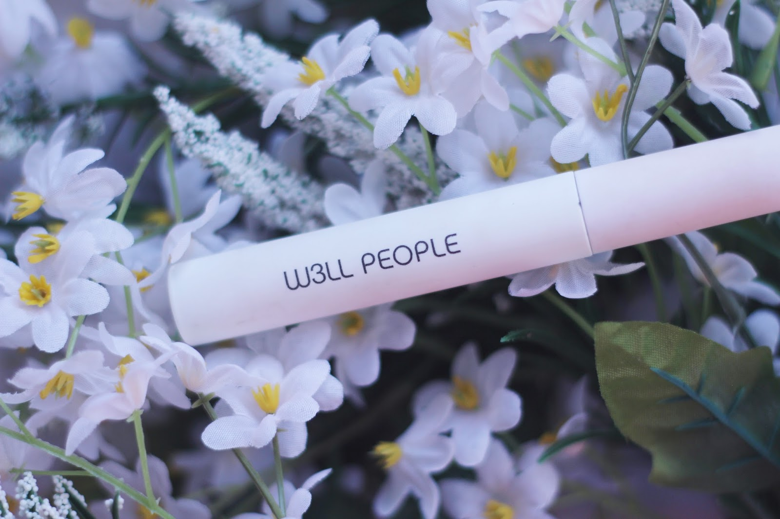 w3ll people mascara review natural organic makeup