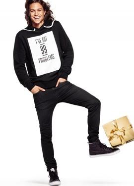 H&M Navidad 2014 campaña moda hombre