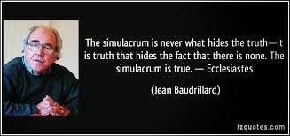 ecclesiastes simulacrum