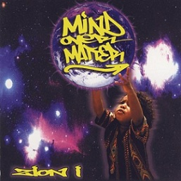 Zion I - Mind Over Matter (cover)
