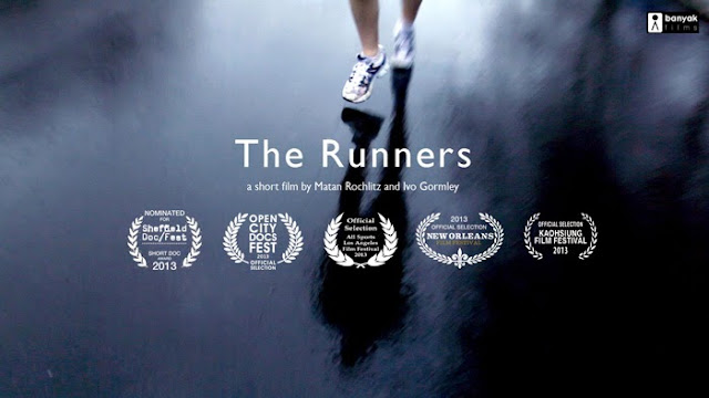 The Runners.  Scurt film documentar despre alergare
