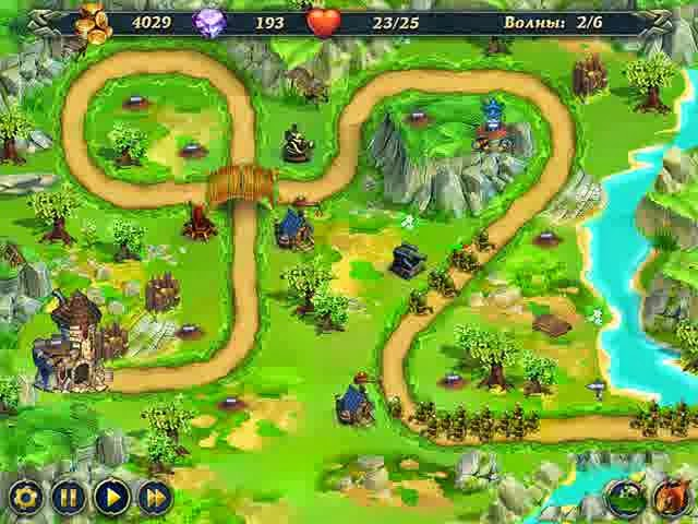 Game Royal Defense