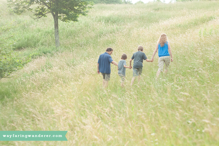 Scott Family Adventure on the Blue Ridge Parkway | Boone, NC Family Photographer