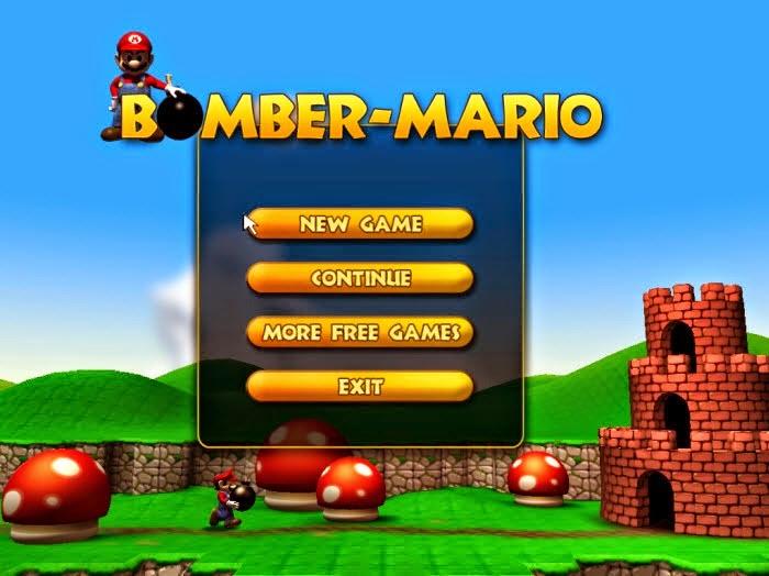 Download Game Untuk Anak Bomber Mario Gratis