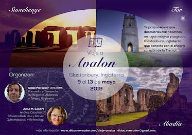Viaje Avalon 2019 (Inglaterra)