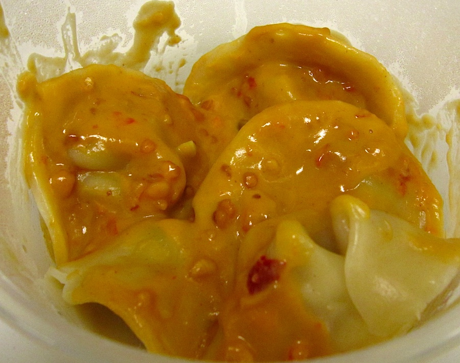 Peanut Dumplings Recipe — Dishmaps