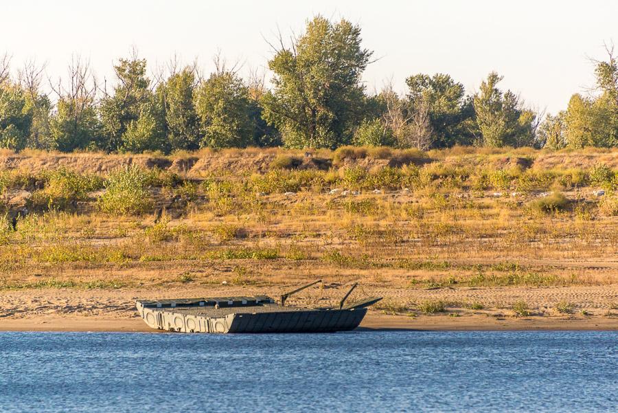 Финальный заезд в Волгограде