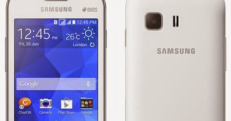 IT Solution: Cara Flash/Root Samsung G130H (Galaxy Young 2)