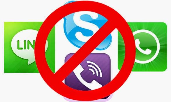تحذير لمستخدمى الواتساب وفايبر من استلام رسائل ملغمة
