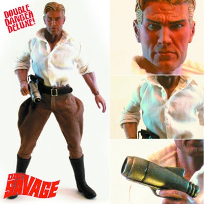 "Go Hero 1/6 Scale Doc Savage 12"" Figure"