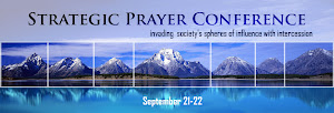 Strategic Prayer Conference | Sept 21 to 22, 2012