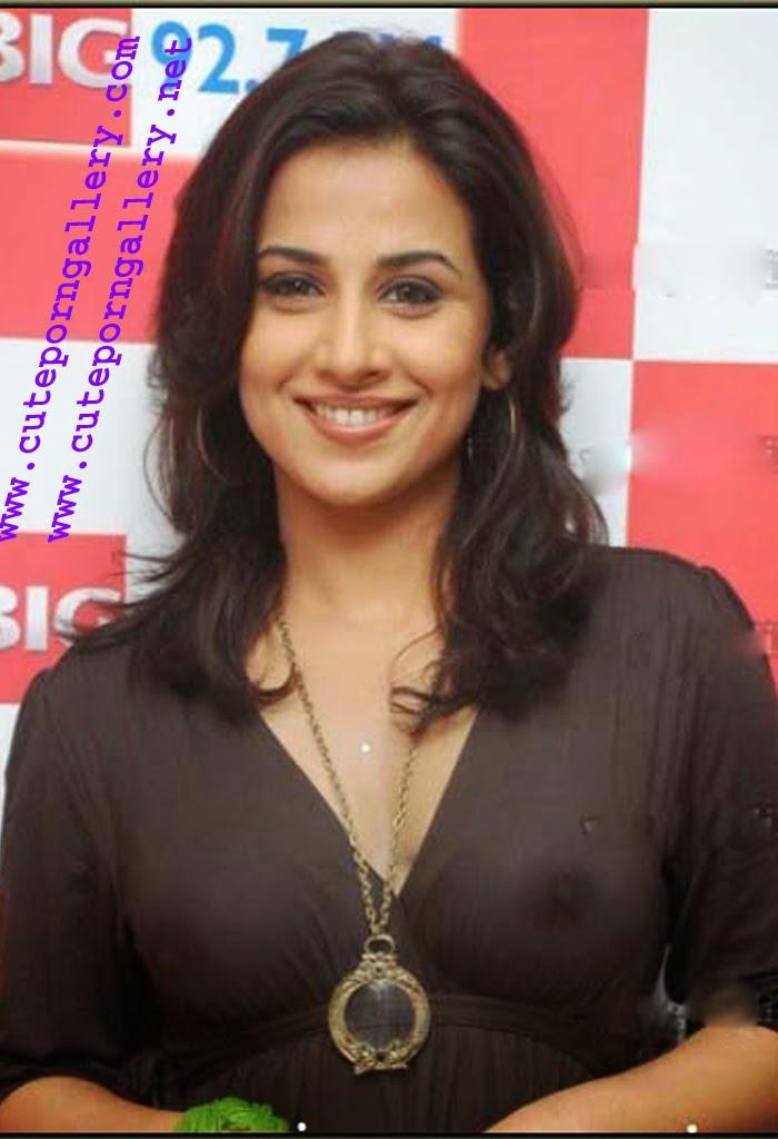 Actress Model Celebrity Nude photos : Vidya Balan hot pics, sexy pics ...