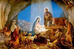 33 imágenes del Nacimiento de Jesús, Pesebres, Sagrada Familia, Estrella de Belém, Reyes Magos y Natividad.