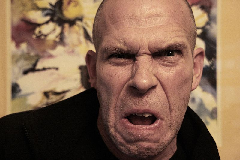 Why Everyone Makes the Same Angry Face - Live Science