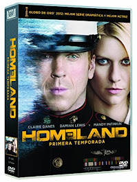 """HOMELAND"" (Primera temporada) "" (2012, Fox Video)"