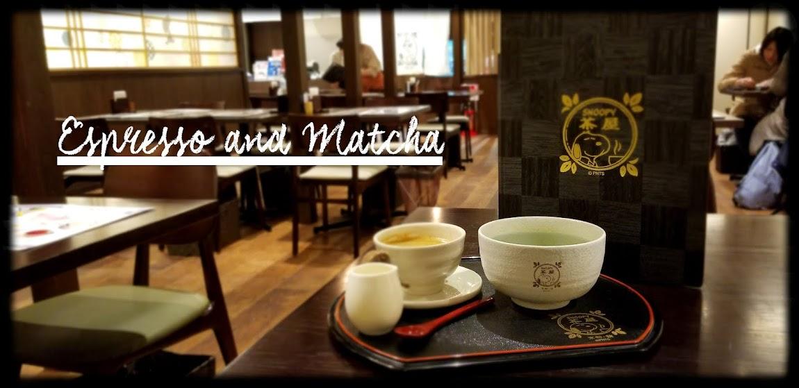 Espresso & Matcha
