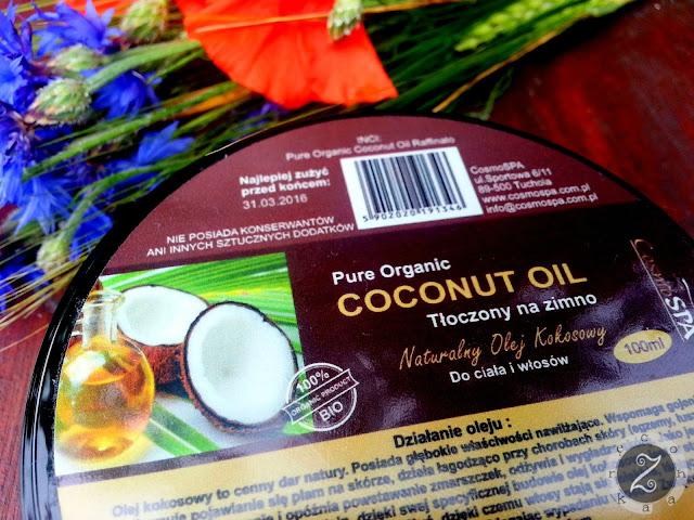 olej kokosowy czy działa