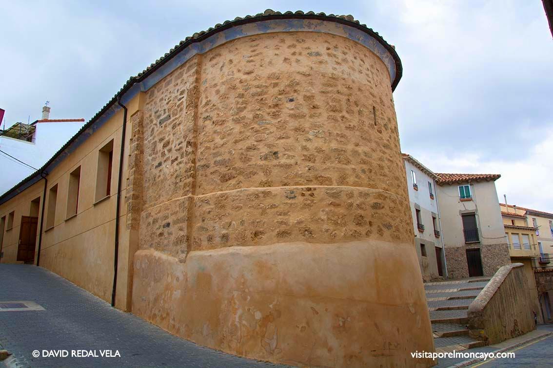 Sinagoga Agreda Judios