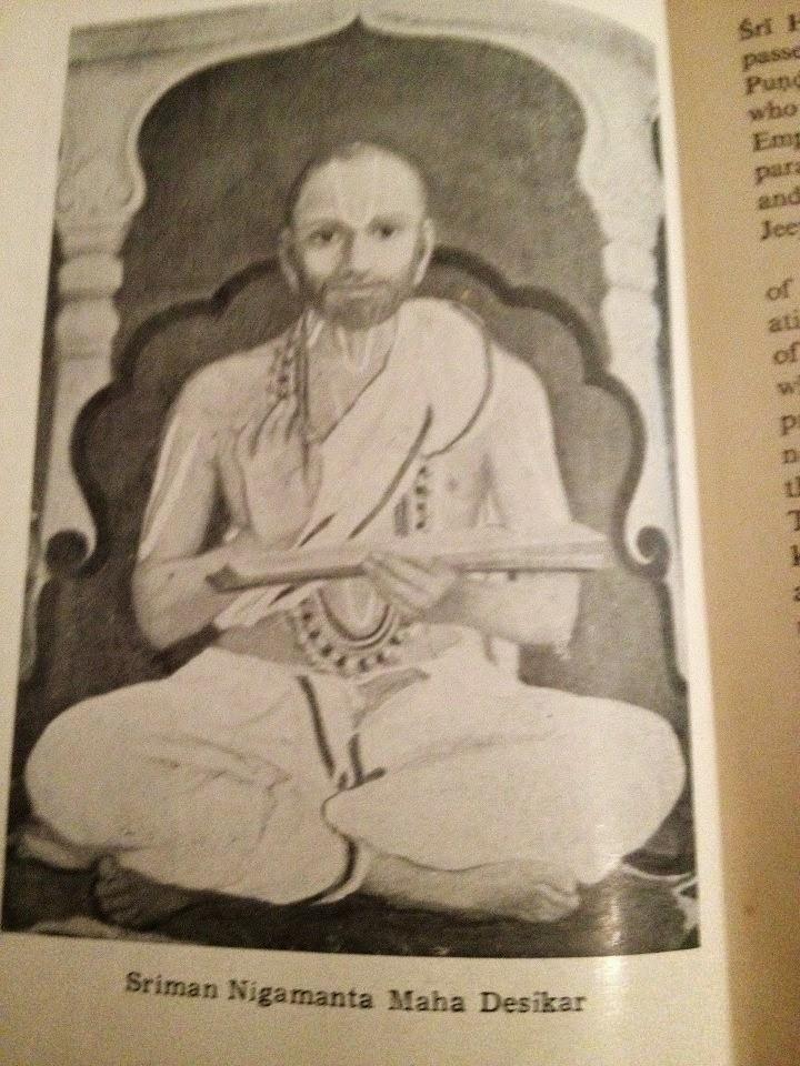 Sri Vedanta Desikan