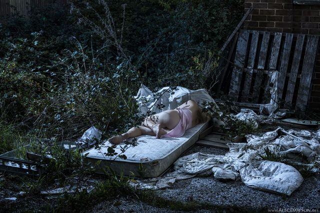 ©Alec Dawson - Nobody Claps Anymore | Photography. Fotografía