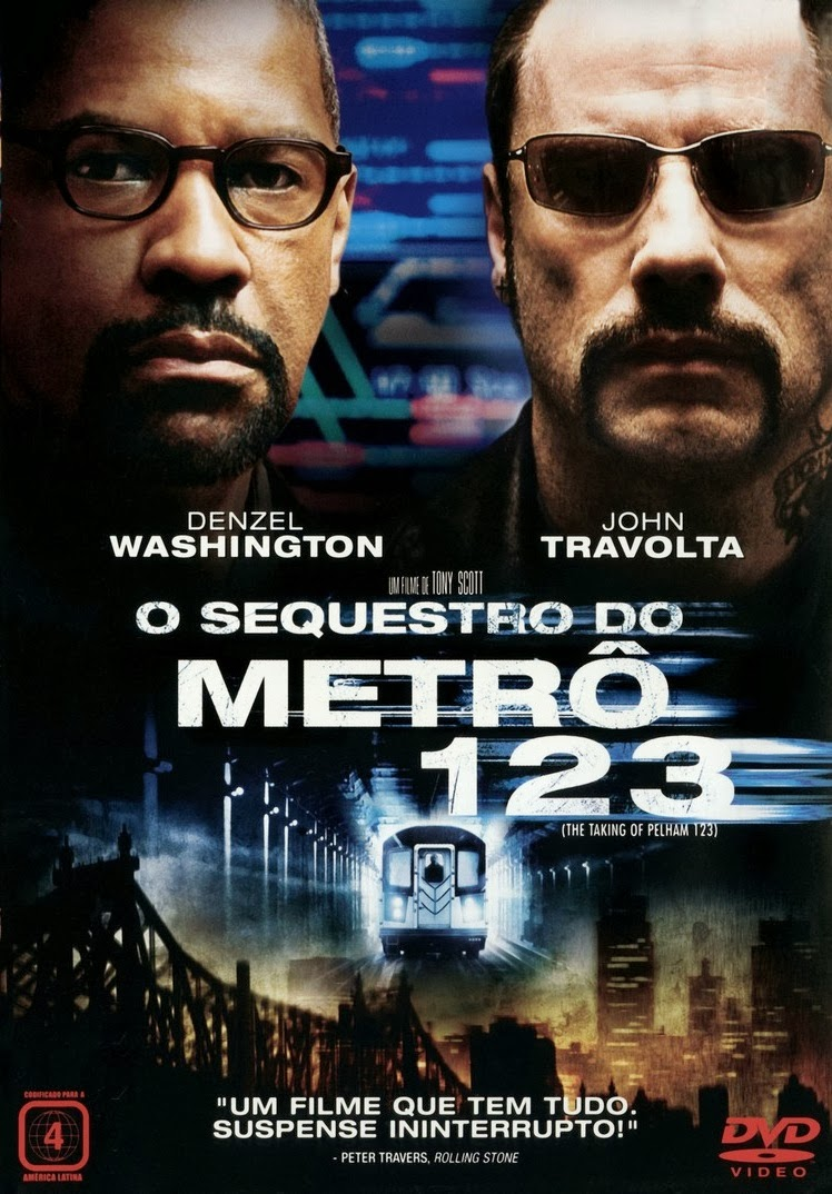 O Sequestro do Metrô 123 – Dublado