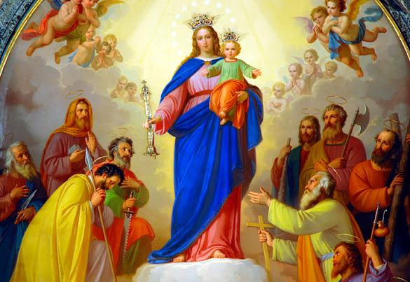 María Auxiliadora de los Cristianos, ruega por nosotros