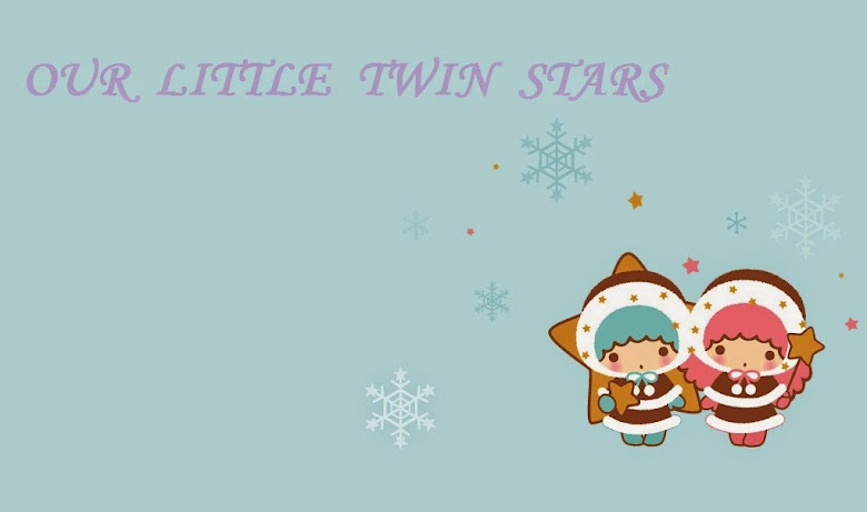 Our Little Twin Stars