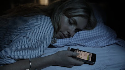 mobile phones and sleep
