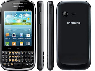 Hp Samsung Galaxy Chat B5330