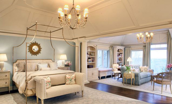 Our french inspired home inspirational bedroom designs for French ceiling design