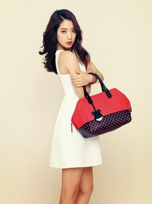 Park Shin Hye - Bruno Magli Spring 2014