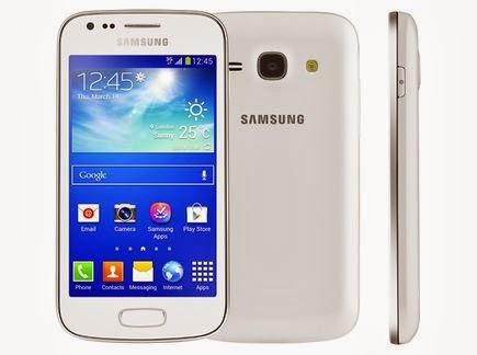 Tes Pada HP Samsung Galaxy Ace 3