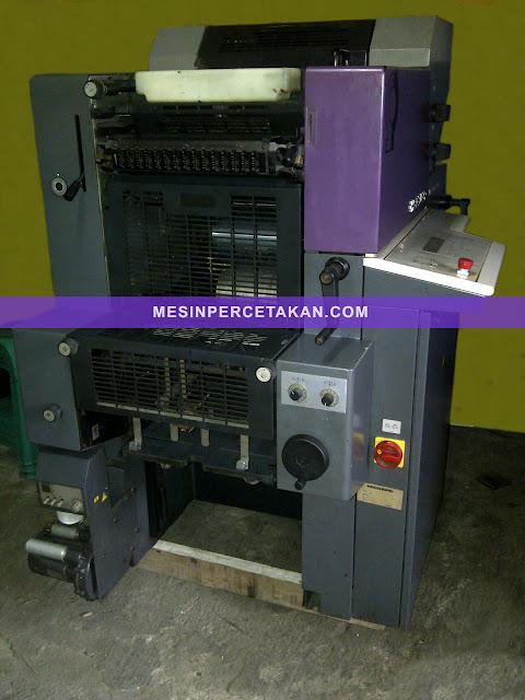 Heidelberg Printmaster QM 46 2 Color