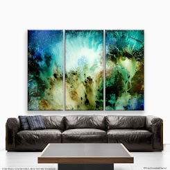 Seascape Abstract Paintings