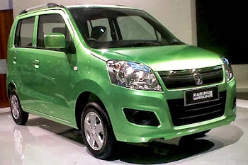 Suzuki Karimun Wagon R 3. Majalah Otomotif Online